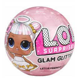Glam Glitter Series Doll
