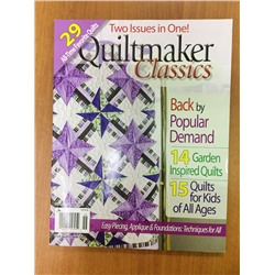 QM20614 Журнал Fons&Porter's Love of Quilting Quiltmakers Classics vol 2 Summer 2014 оптом