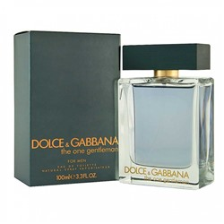 The One Gentleman Dolce&Gabbana for men 100 мл