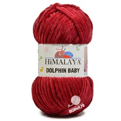 Dolphin Baby 80322 бордовый