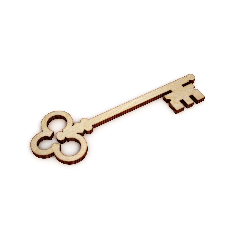 Ключ для буратино своими руками 1