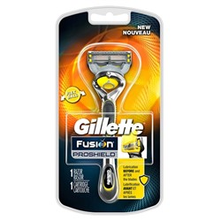 GILLETTE#FUSION PROSHIELD станок + 1 S