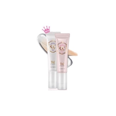 Выравнивающий CC крем [ETUDE HOUSE] Correct & Care CC Cream