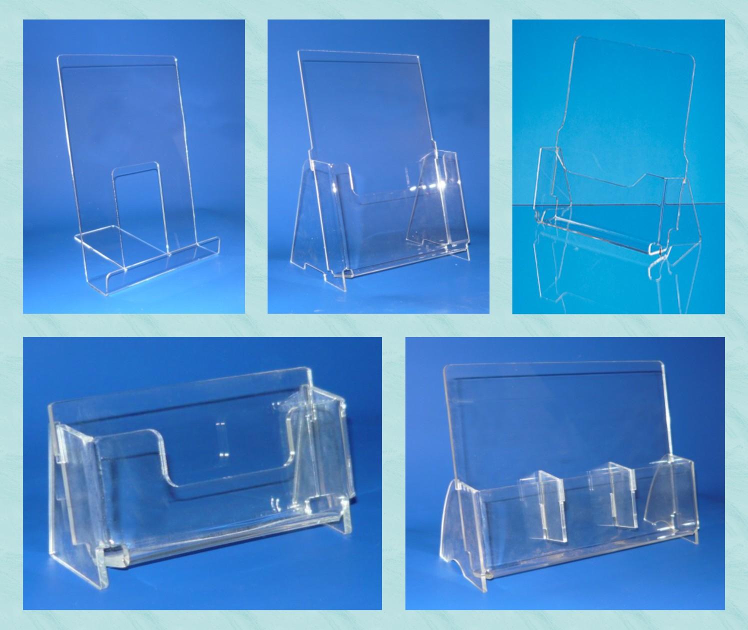 Торговое и рекламное оборудование (POS-материалы и изделия из оргстекла)