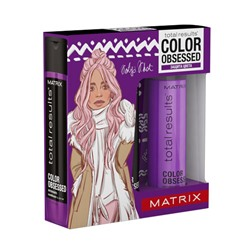 Матрикс Набор Total results Color Obsessed Шампунь 300 мл + Кондиционер 300 мл (Matrix, Total results Color Obsessed)