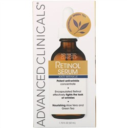 Advanced Clinicals, Retinol Serum, 1.75 fl oz (52 ml)