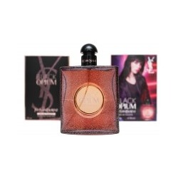 Yves Saint Lauren Black Opium for woman 90 ml (туалетная вода)