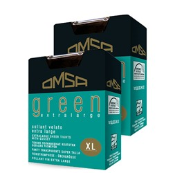 Колготки Omsa GREEN 20 Extralarge XL (6)
